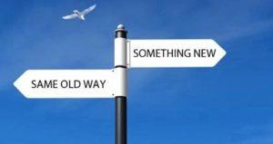 Start a new habit
